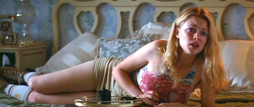Heather Graham plays a sexy, but largely innocent Rollergirl in BOOGIE ...