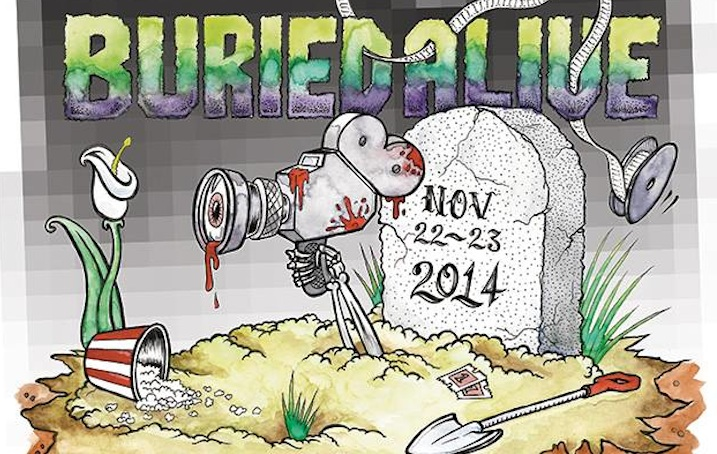 Fear Potion #9: Buried Alive Film Festival UnEarth's World's Best Horror to Atlanta