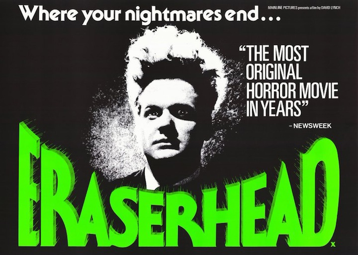 Retro Review: In ERASERHEAD, Everything Is Fine: A Lynch Classic Lurks into Landmark Midtown Art Cinema