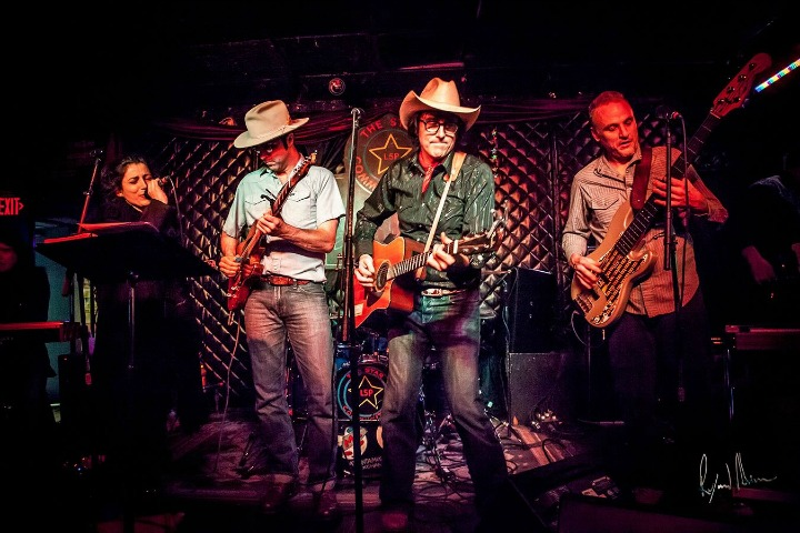 Kool Kat of the Week:  Whiskey Belt's Rich DeSantis Slings Old-Time Rockin' Classic Country at The Star Bar Every Wednesday Night With His Slim Chickens' Honkytonk Extravaganza!