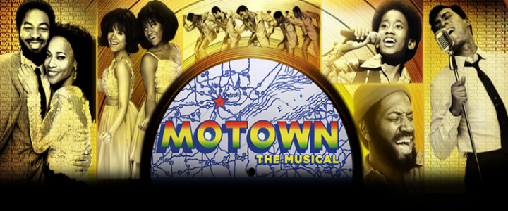 Kool Kat of the Week: Galen Williams Dishes Out Some Old-School Soul at the Fabulous Fox Theatre While Touring the Nation with the Cast of MOTOWN: The MUSICAL