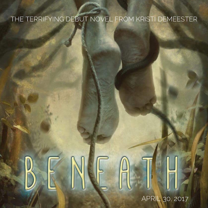 Chasing Demons: Atlanta Author Kristi DeMeester Recounts the Weird Southern Roots of Her Debut Novel BENEATH