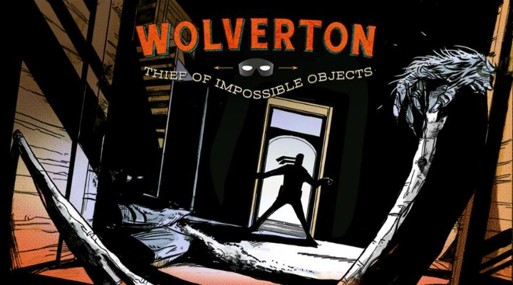 Kool Kats of the Week: WOLVERTON Co-Writers Michael Stark and Terrell T. Garrett Get Adventurous in Turn of the Century London Where the Science of H.G. Wells Goes Head to Head with the Mysterious