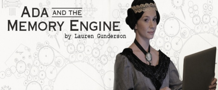 Kool Kat of the Week: Playwright Lauren Gunderson Spins A Victorian Techie Tale with her Play ADA & THE MEMORY ENGINE's East Coast Premiere During the 2017 Essential Theatre Play Festival