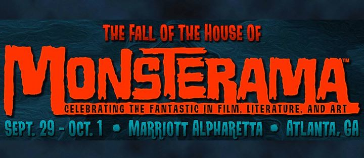 The Horror! The Horror! Our Top 10 Reasons to Spook on Down to the 4th Annual MONSTERAMA CONVENTION