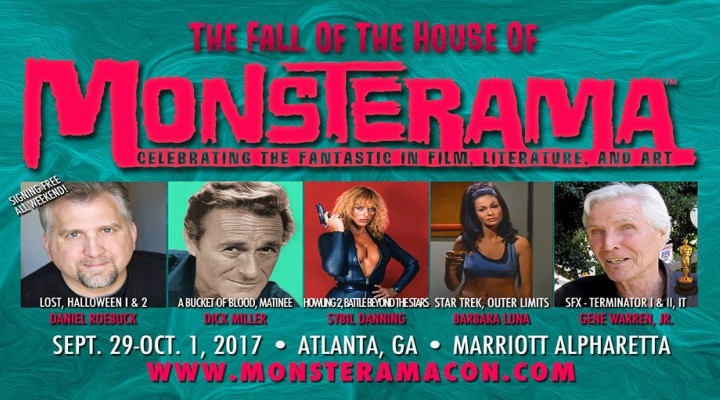Kool Kat of the Week: It's Monster Madness as Anthony Taylor, Monster Kid and Con Co-Chair, Dishes on the 4th Annual MONSTERAMA CONVENTION